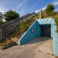 Part of the military past of the area.- Cape Henlopen State Park
