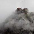 A steaming fumerole.- Namaskard / Namafjall