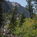 This is another magical hike in the Tetons.- Granite Canyon