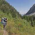 It is two very distinct hikes, given the differing terrain.- Granite Canyon