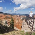 Incredible views in Cedar Breaks National Monument.- Cedar Breaks National Monument