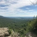 The view from South Lookout.- Hawk Mountain