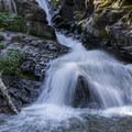 Aster Falls.- Aster Park Overlook Hike