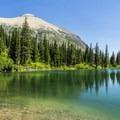 No Name Lake.- No Name Lake Campground