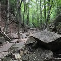 A good view of how smooth the path is.- Cadillac and Dorr Mountain via the Gorge Path