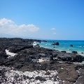Tide pools abound on the shoreline, and snorkeling in calm conditions can be excellent.- Akahu Kaimu Bay / Lone Palm Pond