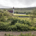 Medieval road and forest paths.- Reykholt