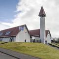 Reykholtskirkja (Church of Reykholt).- Reykholt
