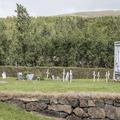 Site of Ancient Abode.- Reykholt