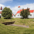 Site of the Medieval Church.- Reykholt