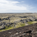 A second crater that was mined.- Saxhóll