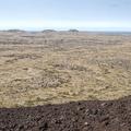 The hardened landscape.- Saxhóll