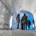 Replicate of a natural ice cave.- Perlan + Wonders of Iceland