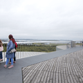 The observation deck.- Perlan + Wonders of Iceland