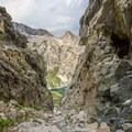 Hamilton Gorge.- Mineral King Loop: Timber Gap to Sawtooth Gap