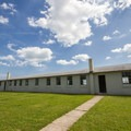 Old barracks, which are open to the public.- Fort Miles Historical Area