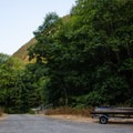The campground also has a few parking spots for day users.- Gorge Lake Campground