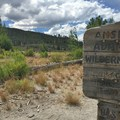 The Ansel Adams Wilderness hosts the first stretch.- Iva Bell Hot Springs via Fish Creek Trail