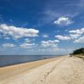 Wide-open beaches.- Slaughter Beach