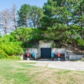 Battery 204 near the park's main entrance.- Odiorne Point State Park + Seacoast Science Center