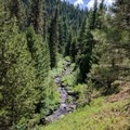 The beautiful Rock Creek and surrounding roadless area in the Ochoco National Forest.- Ochoco Mountains Loop: Rock Creek to Black Canyon Wilderness