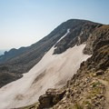 Sawtooth Peak.- Pawnee and Buchanan Pass Loop