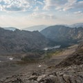 Pawnee Lake and Thunderbolt Peak.- Pawnee and Buchanan Pass Loop