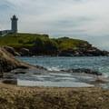 Nubble Lighthouse in York, Maine.- Cape Neddick Lighthouse
