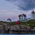 Nubble Lighthouse.- Cape Neddick Lighthouse