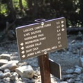 Follow signs to the boat dock and continue around Jenny Lake toward Leigh Lake.- Paintbrush Canyon to Cascade Canyon Loop