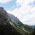 Thru-hiking in the Dolomites.- Alta Via No. 2