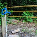 The campground provides water for use.- Leesylvania State Park Campground