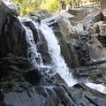 Scott's Run Falls.- Scott's Run Nature Preserve