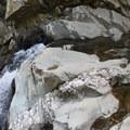Scott's Run Falls from above.- Scott's Run Nature Preserve