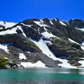 Looking toward the Continental Divide.- Lost Lake Hike