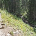 Lower Red Pine Lake Trail.- Lower Red Pine Lake Trail