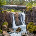 The Great Falls of the Passaic River.- Paterson Great Falls National Historic Park