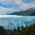 North end of Perito Moreno Glacier.- Los Glaciares National Park