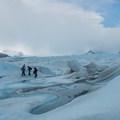 Big Ice Trek on Perito Moreno.- Los Glaciares National Park