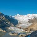 Early light from Mirador Maestri.- Los Glaciares National Park