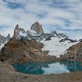 Laguna des los Tres.- Los Glaciares National Park