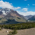 Cerro Huemul and Laguna Toro.- Los Glaciares National Park