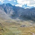 Southern end of Cerro Huemul.- Los Glaciares National Park