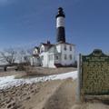 Big Sable Point Lighthouse.- Ludington State Park
