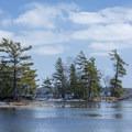 Island Trail.- Ludington State Park