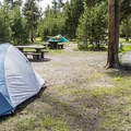 Madison Campground.- Madison Campground