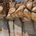 Hoodoos in Bisti/De-Na-Zin Wilderness Area.- Bisti/De-na-zin Badlands