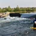 The Wave/Hole at Boise Whitewater Park. - Boise Whitewater Park
