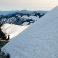 The glaciers in this area of the North Cascades are stunning.- Eldorado Peak