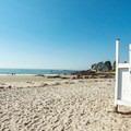 There is a lifeguard on duty during the summer months.- Mother's Beach